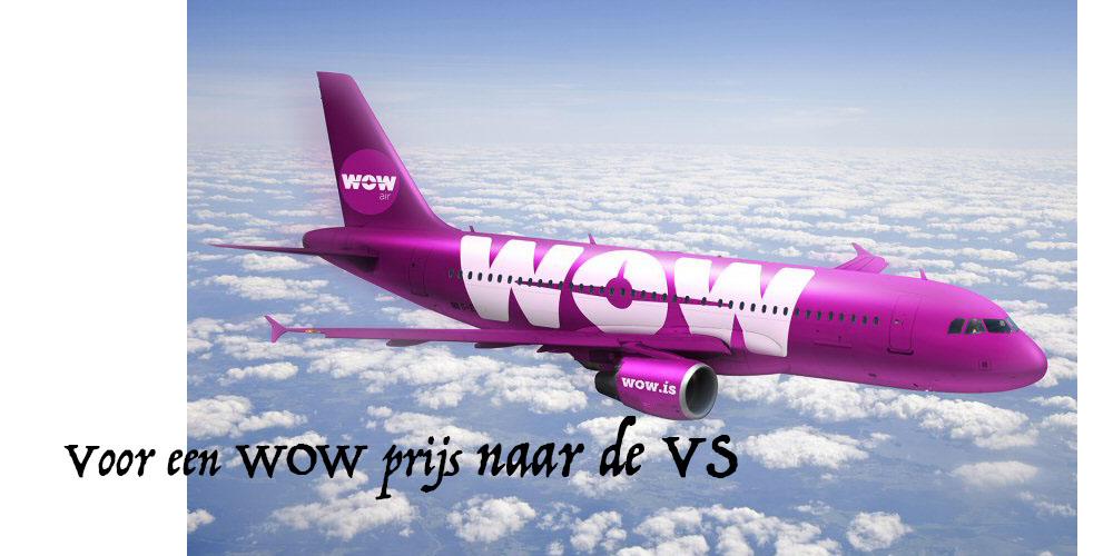 Lowcost vliegen vanaf Amsterdam naar de VS?