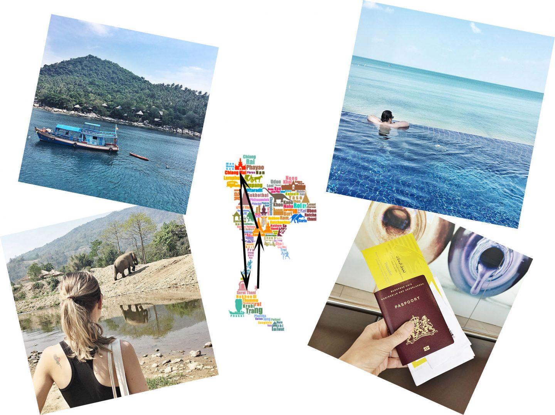 Thailand ontdekken in 2,5 week.