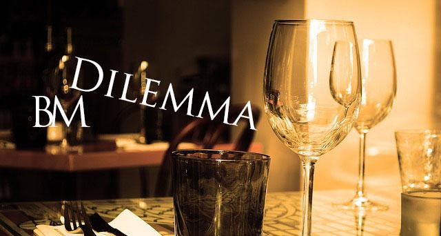 Dilemma: Wie betaalt tijdens een romantisch diner?