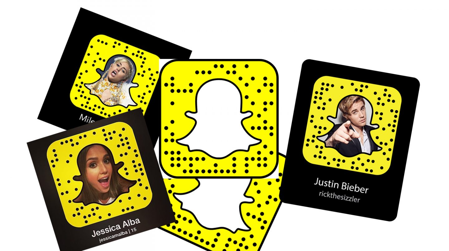 De 30 leukste Snapchat celebrities accounts