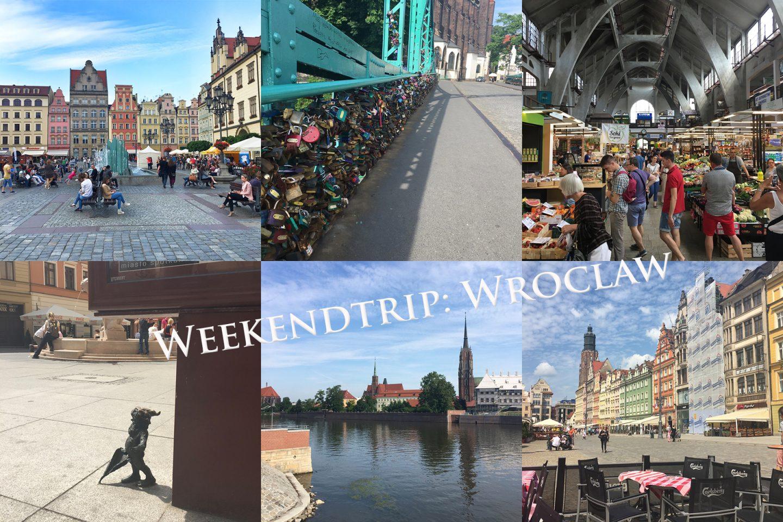 Tips voor een weekend Wroclaw. Culturele stad van 2016!