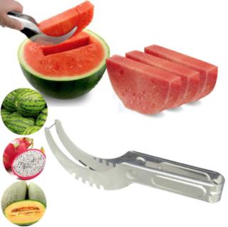 watermeloen snijder