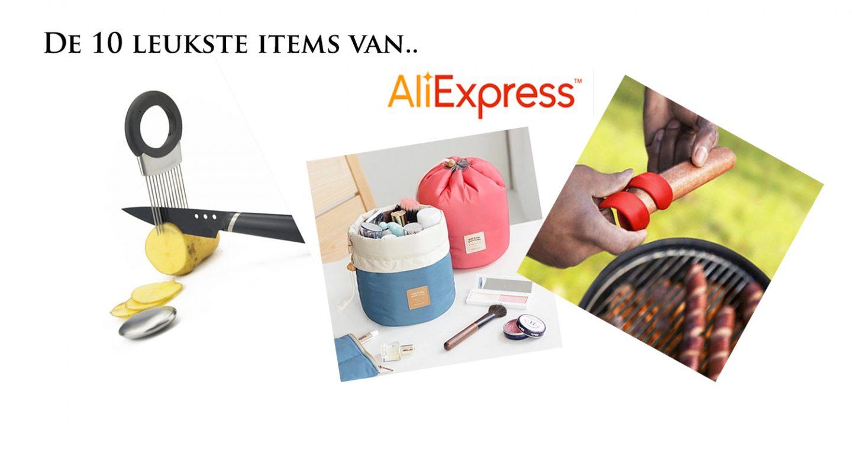 10 items van Ali Express die je leven makkelijker maken
