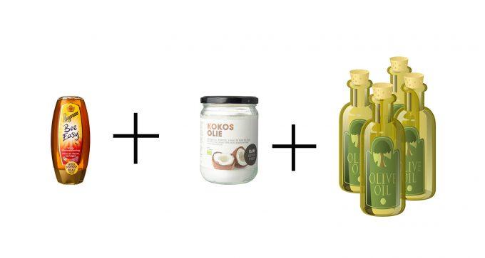 olijfolie voor je lippen