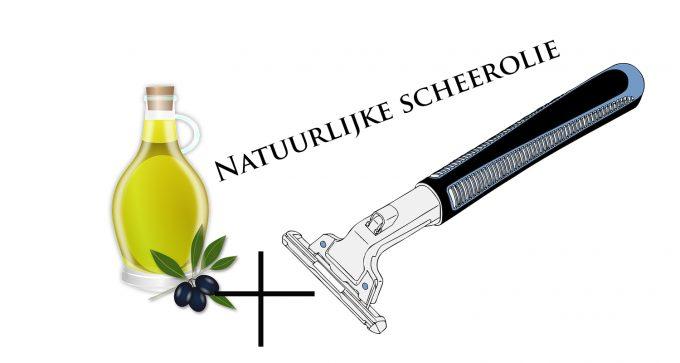 olijfolie scheren