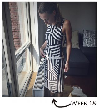 16 weken zwanger