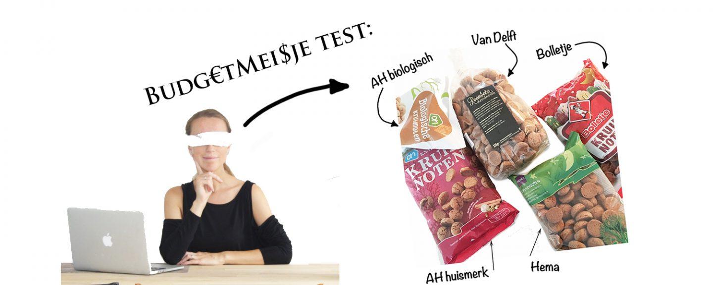 BM Test: De pepernoten test!