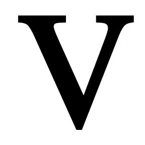 black-v