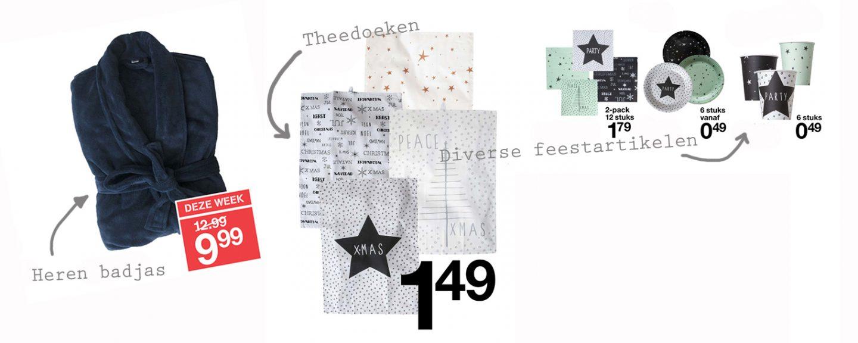 Budgettips week 48: Sint-editie!