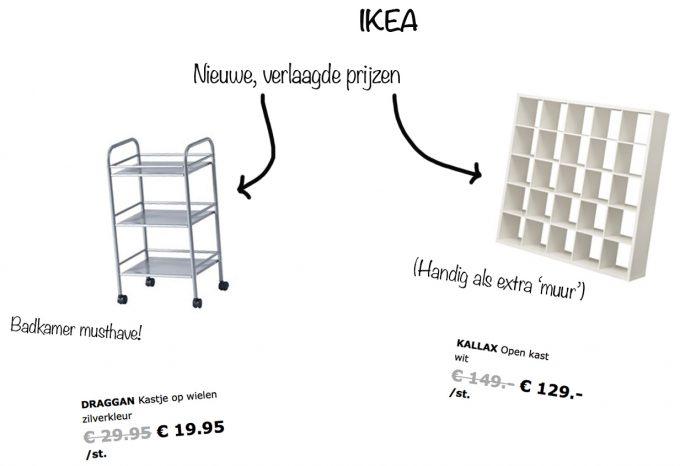 Ikea aanbieding