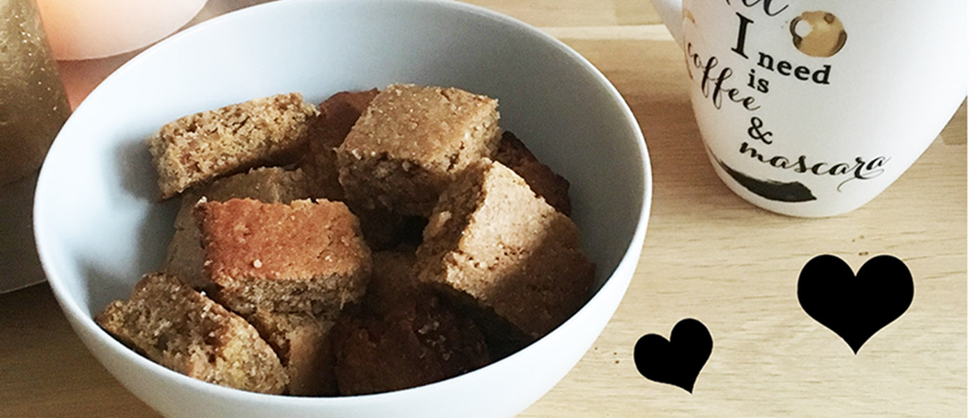 Healthy on a budget: Gevulde speculaas van havermout