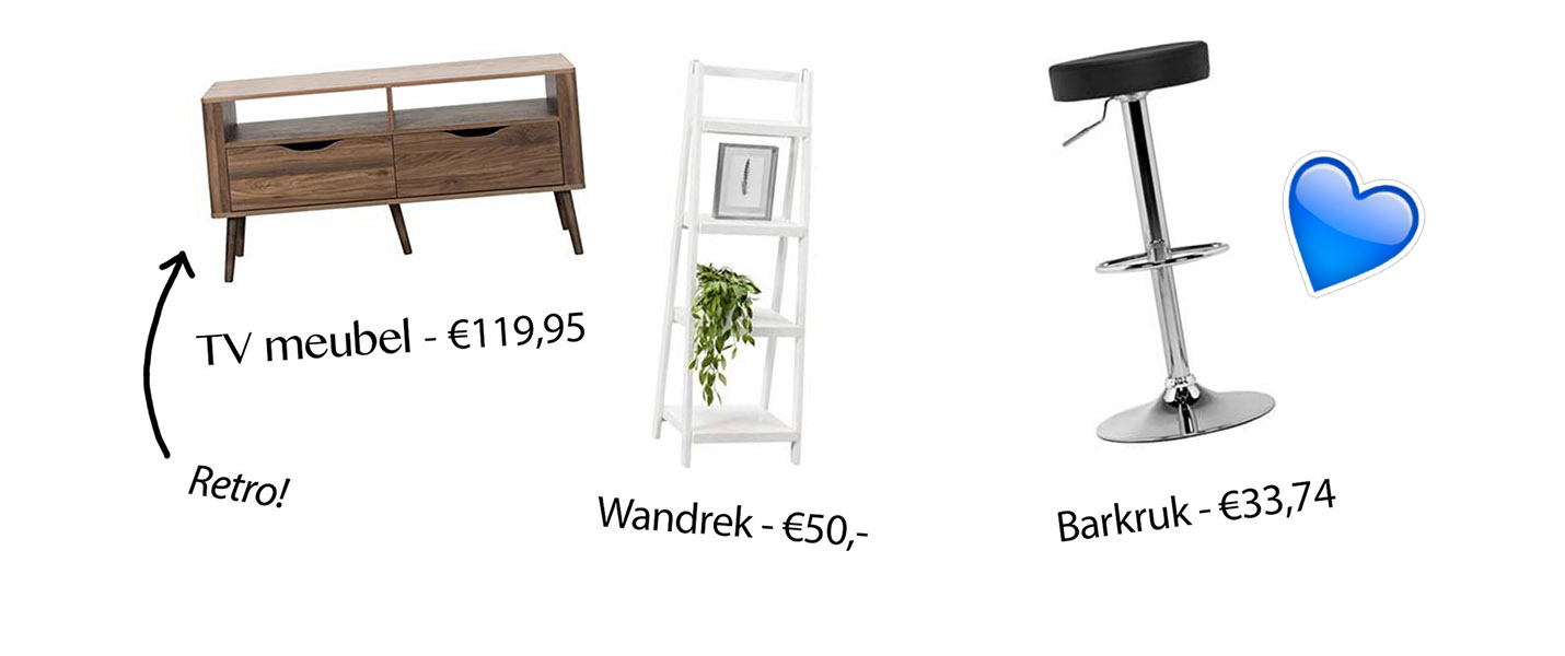 Interieur budgettips week 52 & week 1
