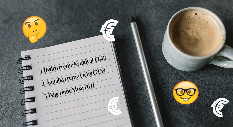 Dit is de beste dagcréme van 2016 en kost €2,48