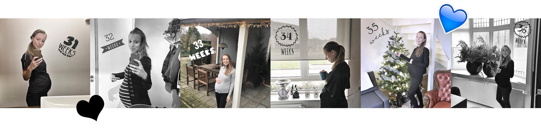 zwangerschap week 31 tm 36