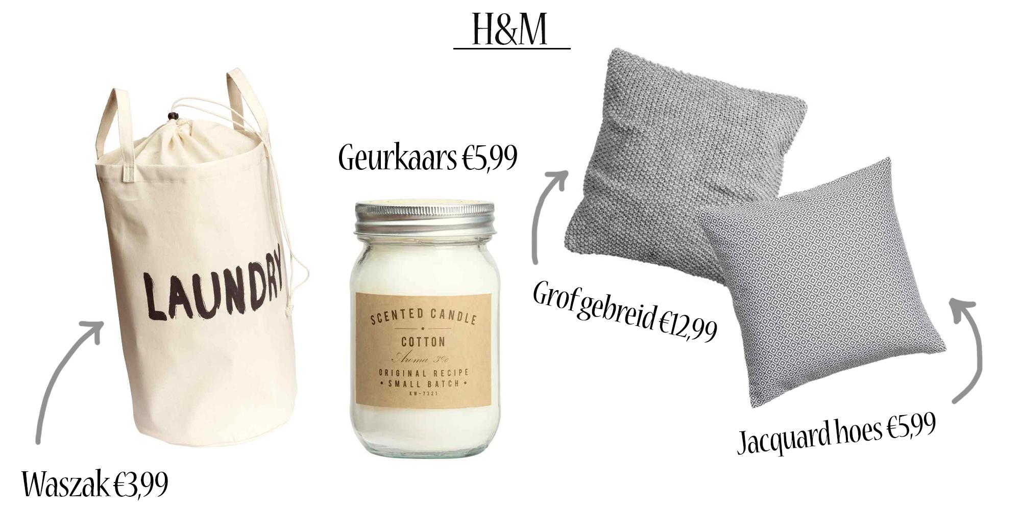 h&m budgettip