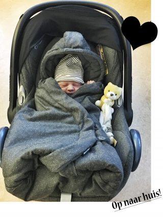 bevallingsverhaal