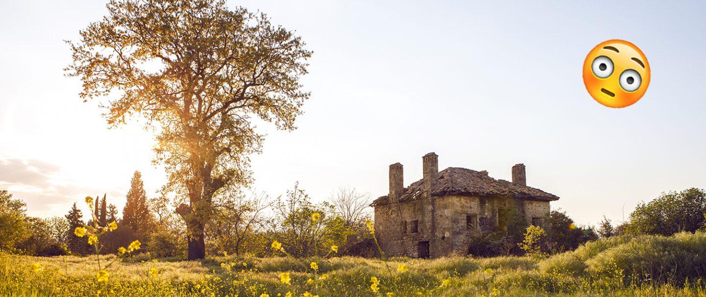 Italie geeft 100 gratis kastelen en villa's weg