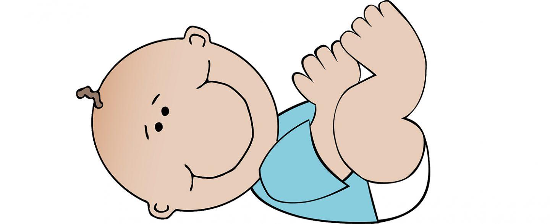 Newborn papa's lanceren luier-app