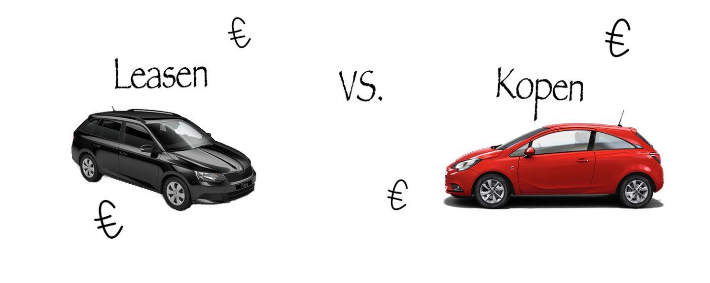 Een auto leasen of kopen? Mijn ervaring