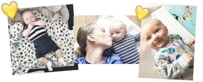 5 maanden baby update