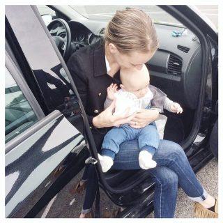 auto vakantie checklist baby