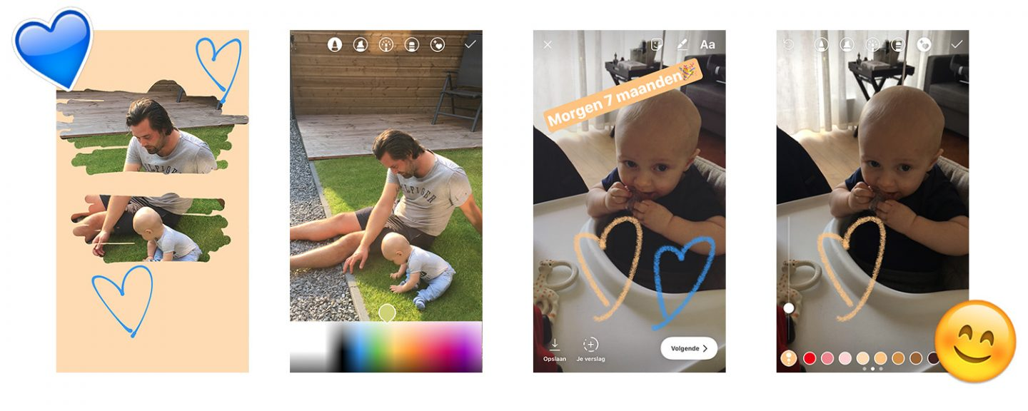 De 6 beste en handige 'Instagram Stories' tips