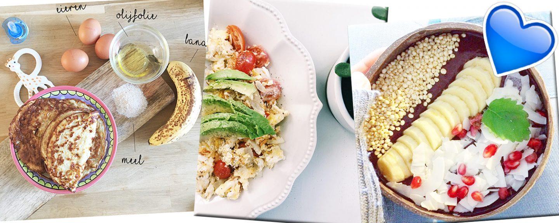 Zo maak je die luxe ontbijtjes zelf