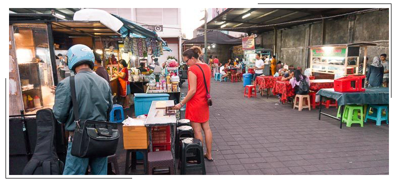 night market bali