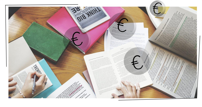 Hoeveel verdien je met… het schrijven van een boek?