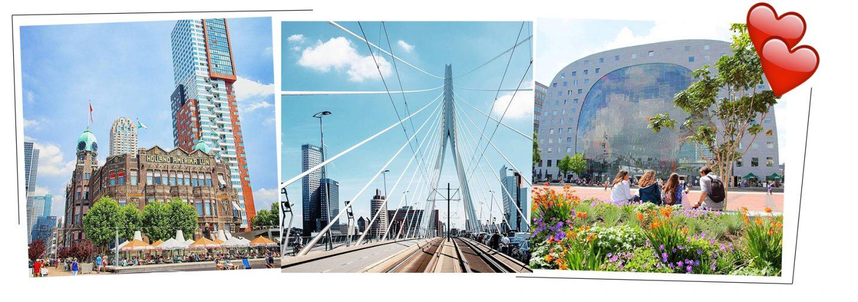 Tips voor een weekend in Rotterdam