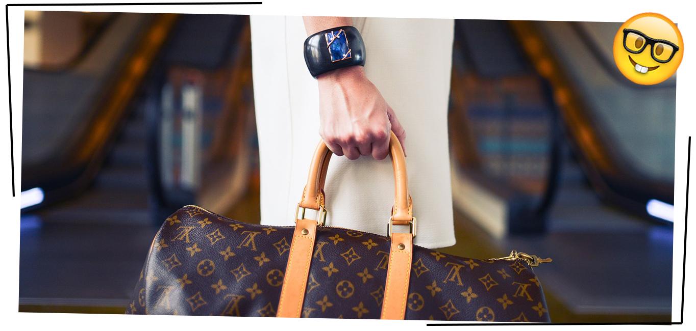 investeren in een designer tas