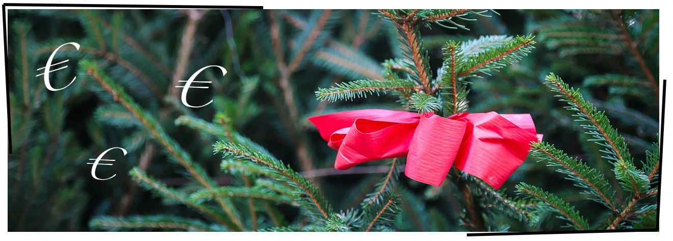 echte of neppe kerstboom