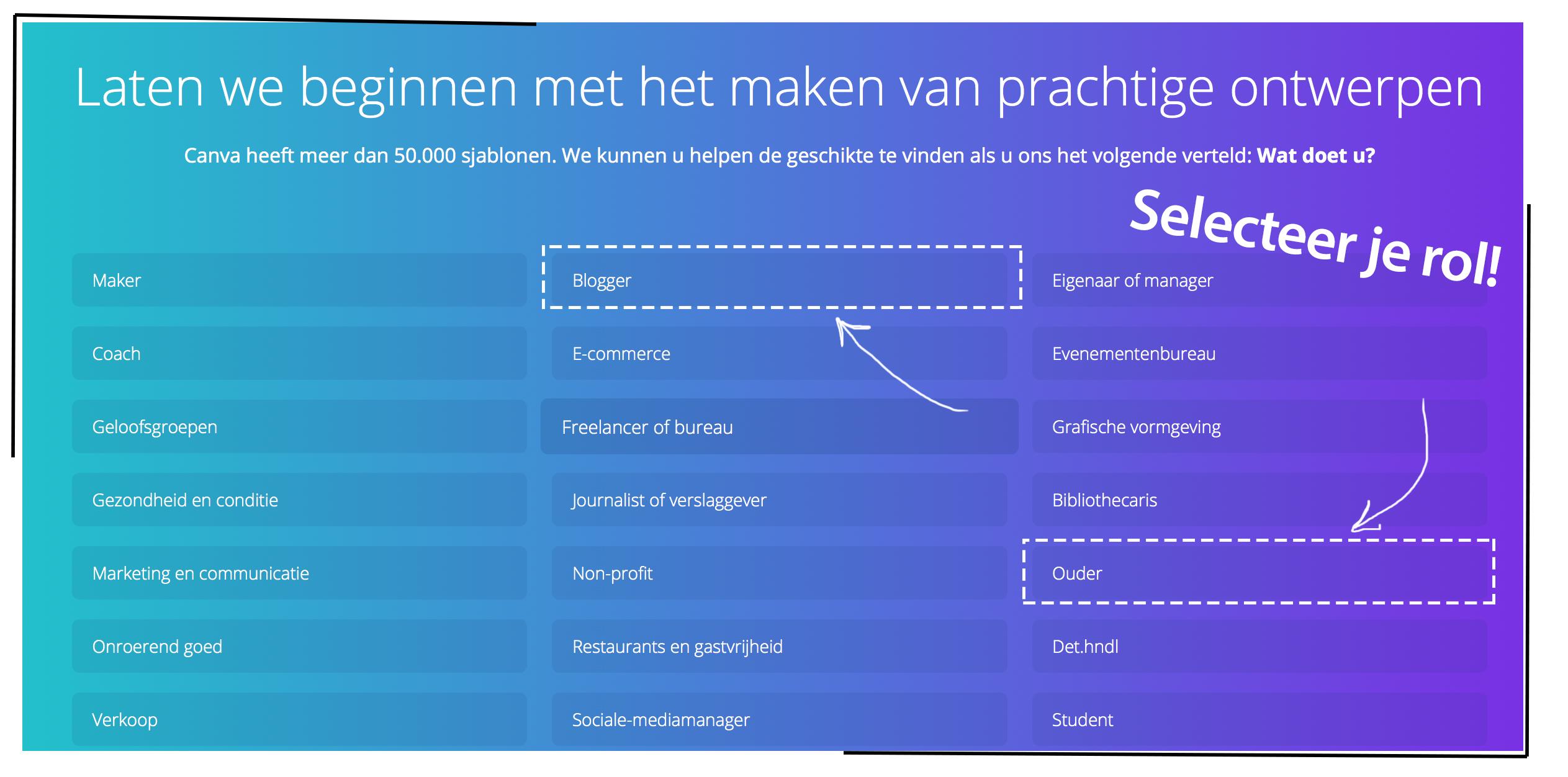 Magnifiek Gratis en makkelijk uitnodigingen maken met Canva | moneymom.nl &LS29