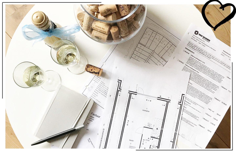 Van nieuwbouwhuis naar hypotheek. Ons stappenplan.