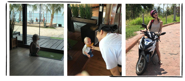 Naar Thailand met een baby: DE samenvatting van onze reis.