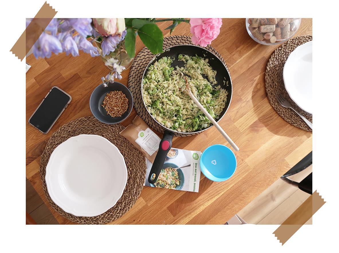 Hello Fresh: Dure maaltijdbox of fijne tijdsbesparing?