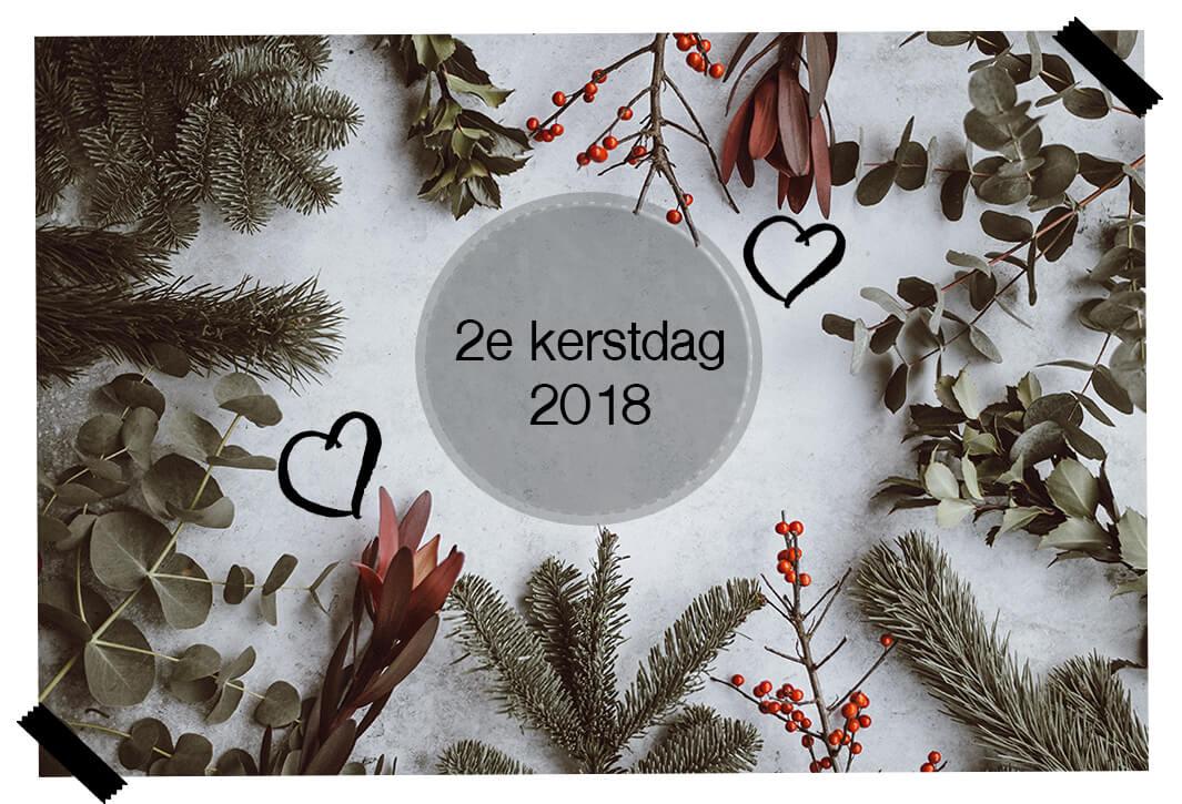 Tips om te doen op 2e kerstdag 2018