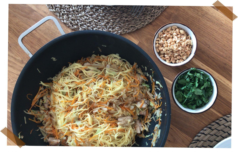€7,- recept: De lekkerste Pad Thai om thuis te maken
