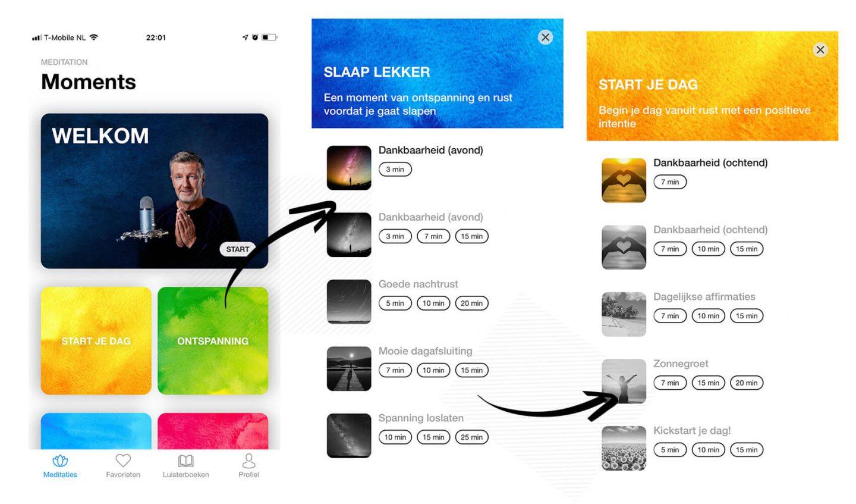 Techtalk:(Gratis) mediteren via een app doe je zo